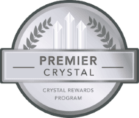 Medical Spa procedures backed by the Crystal Premier Program