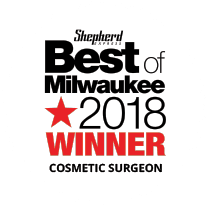 Shepard Express Best of Milwaukee 2018 Winner for Cosmetic Surgeon