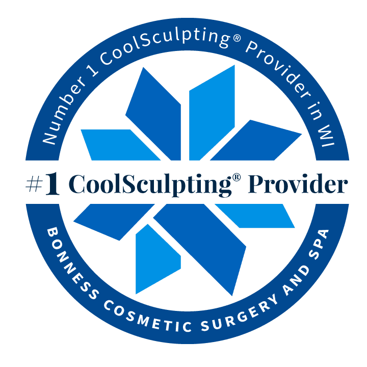 Bonness the number one coolsculpting provider in Wisconsin